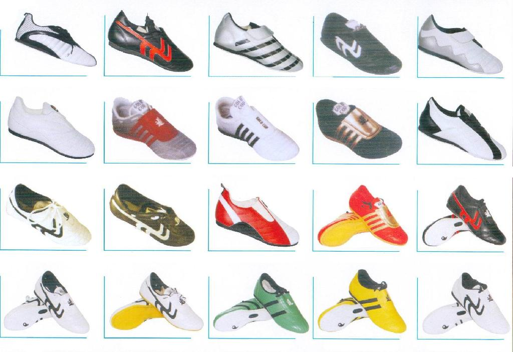 Taekwondo shoes LUXURY - 917001 - STAR (China Manufacturer
